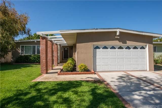 5913 Ostrom Avenue, Encino, CA 91316 (#SR21232006) :: Compass