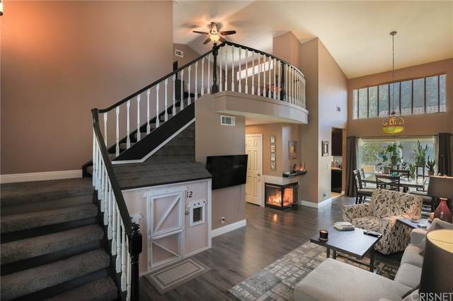 28118 Seco Canyon Road #148, Saugus, CA 91390 (#SR21232728) :: Robyn Icenhower & Associates