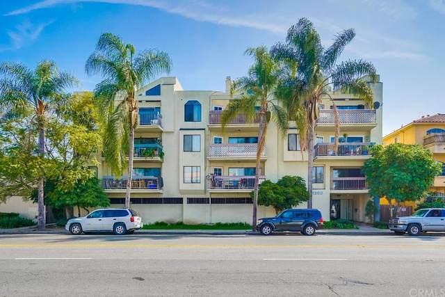 1360 Redondo Avenue #105, Long Beach, CA 90804 (#PW21232703) :: Necol Realty Group