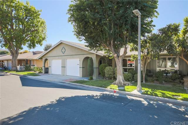 26823 Circle Of The Oaks, Newhall, CA 91321 (#SR21232747) :: RE/MAX Empire Properties