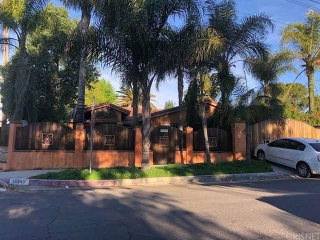 15249 Lakeside Street, Sylmar, CA 91342 (#SR21232698) :: Swack Real Estate Group | Keller Williams Realty Central Coast