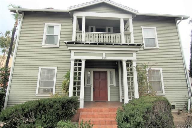 300 S 3rd Street, Alhambra, CA 91801 (#WS21232772) :: Mainstreet Realtors®