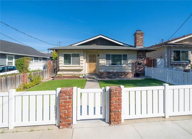 24438 Ward Street, Torrance, CA 90505 (#PV21230036) :: Millman Team