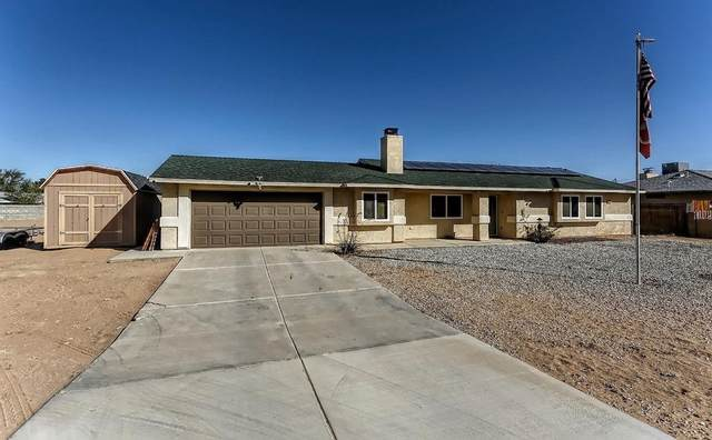 21150 Lone Eagle Road, Apple Valley, CA 92308 (#540277) :: Z REALTY