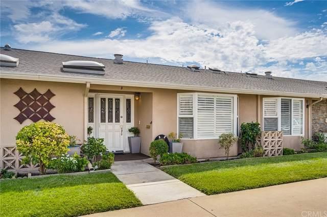 1150 Northwood Road 166J M-7, Seal Beach, CA 90740 (#OC21232719) :: Dave Shorter Real Estate