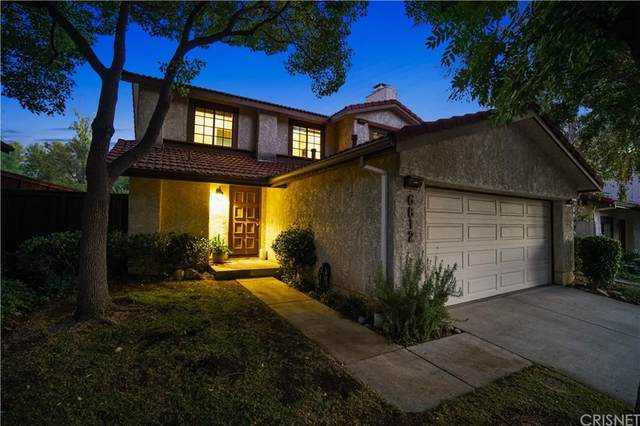 6812 Falconview Lane, Oak Park, CA 91377 (#SR21232768) :: eXp Realty of California Inc.