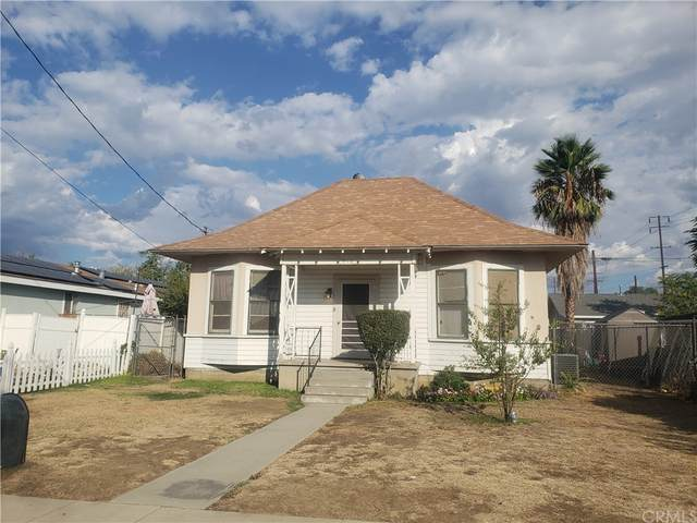 910 Columbia Street, Redlands, CA 92374 (#EV21232808) :: Mark Nazzal Real Estate Group