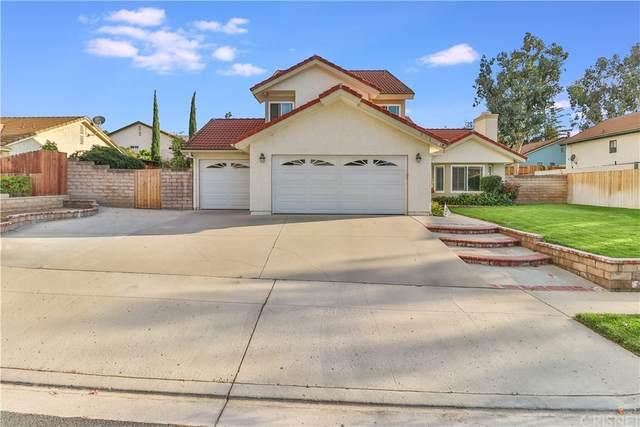 791 Briar Hill Circle, Simi Valley, CA 93065 (#SR21232796) :: Necol Realty Group