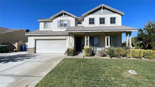 38125 Highland Drive, Palmdale, CA 93552 (#SR21232800) :: The M&M Team Realty