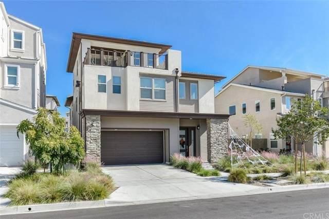 154 Crossover, Irvine, CA 92618 (#OC21232807) :: Necol Realty Group