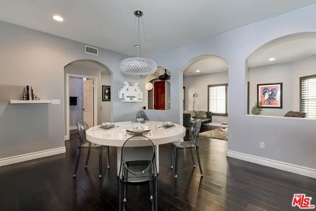 640 N Sweetzer Avenue #6, Los Angeles (City), CA 90048 (#21796694) :: The Kohler Group