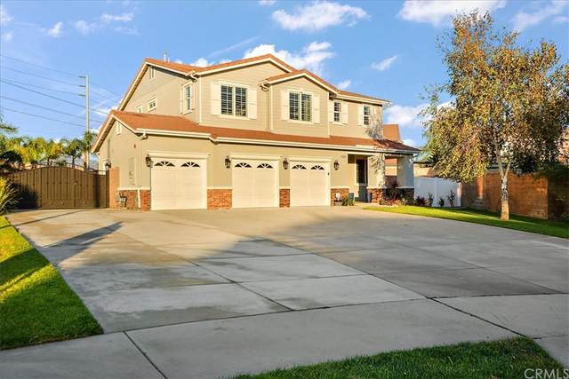 5519 Coralwood Place, Fontana, CA 92336 (#CV21232812) :: The M&M Team Realty