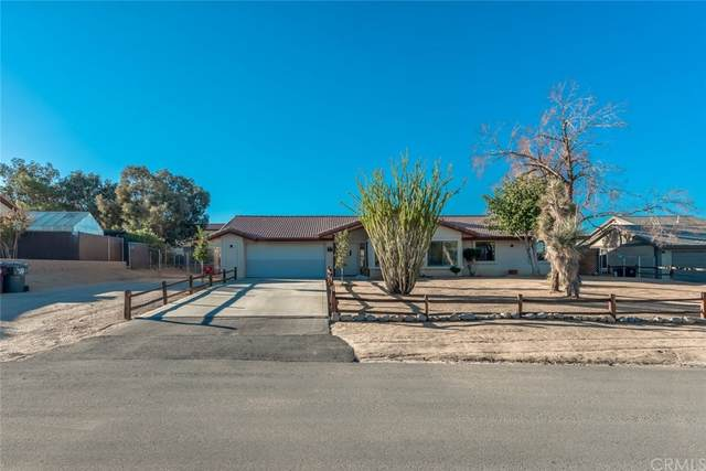 58341 Ute Trail, Yucca Valley, CA 92284 (#JT21227999) :: Necol Realty Group
