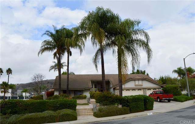 19771 Saddlecrest Drive, Walnut, CA 91789 (#TR21230775) :: Latrice Deluna Homes