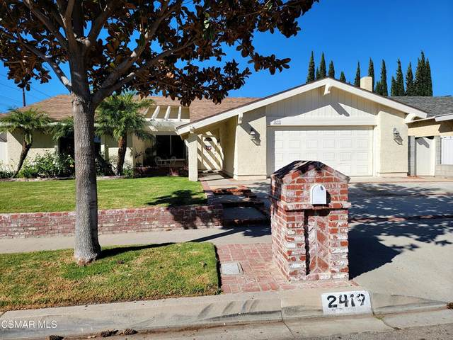 2419 Sweetwood Street, Simi Valley, CA 93063 (#221005662) :: Compass