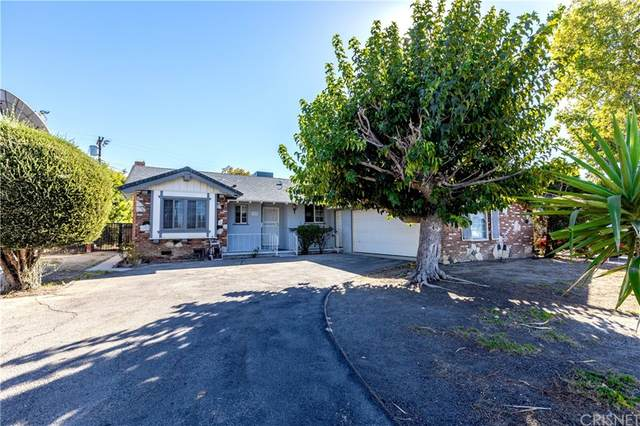 7800 Fairchild Avenue, Winnetka, CA 91306 (#SR21232402) :: The M&M Team Realty