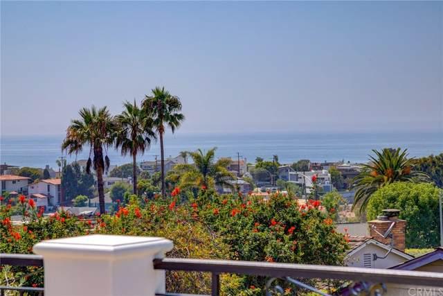 2720 El Oeste Drive, Hermosa Beach, CA 90254 (#SB21232829) :: Compass