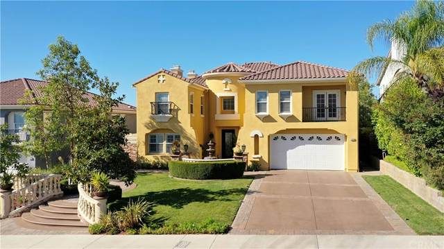 23755 Canyon Vista Court, Diamond Bar, CA 91765 (#TR21218317) :: Compass