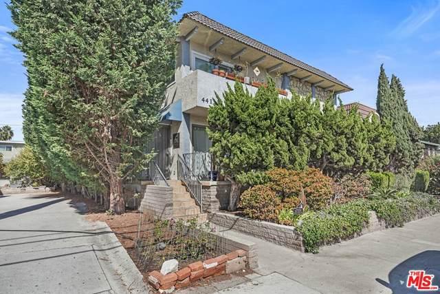 441 Raymond Avenue #5, Santa Monica, CA 90405 (#21797052) :: Compass