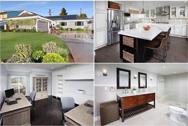 18931 Halsted Street, Northridge, CA 91324 (#SR21222438) :: Swack Real Estate Group | Keller Williams Realty Central Coast
