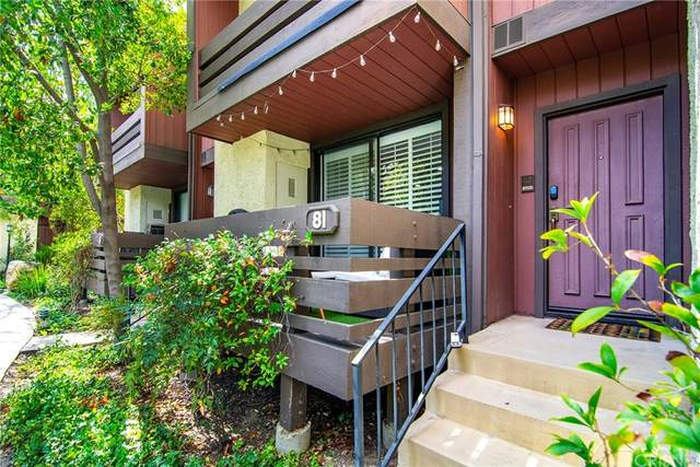 21930 Marylee Street #81, Woodland Hills, CA 91367 (#SR21188511) :: The M&M Team Realty
