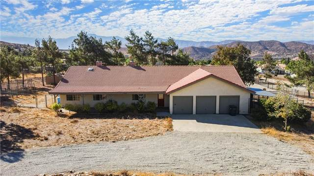 5444 Shannon Valley Road, Acton, CA 93510 (#SR21231519) :: Compass