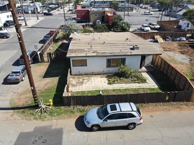 1002 S Tremont Street, Oceanside, CA 92054 (#NDP2111959) :: Blake Cory Home Selling Team