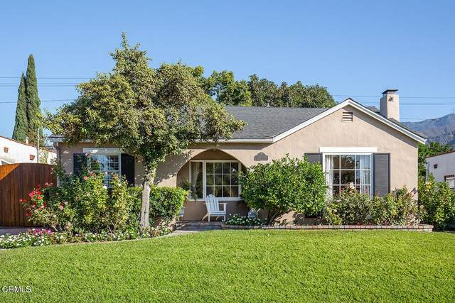 2153 Casa Grande Street, Pasadena, CA 91104 (#P1-7167) :: The M&M Team Realty