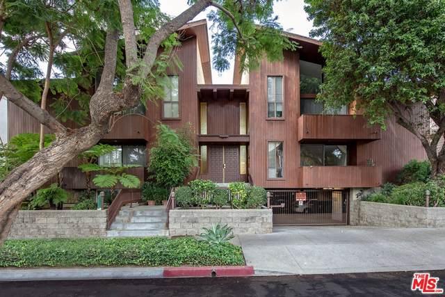 1747 Barry Avenue #102, Los Angeles (City), CA 90025 (#21797500) :: Team Tami