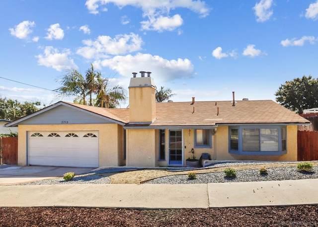 2713 Lancelot Dr, Oceanside, CA 92054 (#210029391) :: Powerhouse Real Estate
