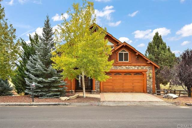 42489 Bear Loop, Big Bear, CA 92314 (#EV21232500) :: Powerhouse Real Estate