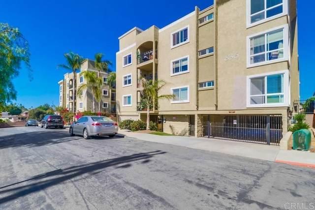836 W Pennsylvania Avenue #316, San Diego, CA 92103 (#PTP2107361) :: Bob Kelly Team