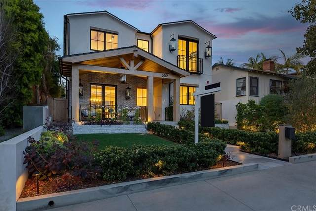 559 31st Street, Manhattan Beach, CA 90266 (#SB21232902) :: RE/MAX Empire Properties