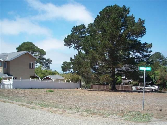 1815 Stuart Street, Cambria, CA 93428 (#SC21232904) :: A|G Amaya Group Real Estate