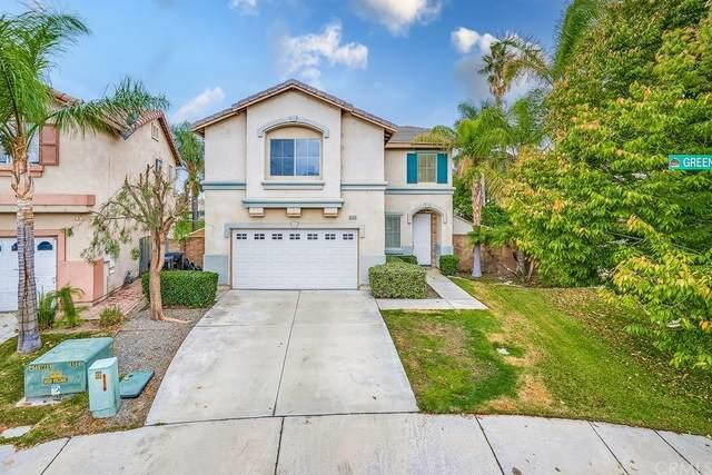 6120 Greenboro Way, Fontana, CA 92336 (#TR21232443) :: Powerhouse Real Estate