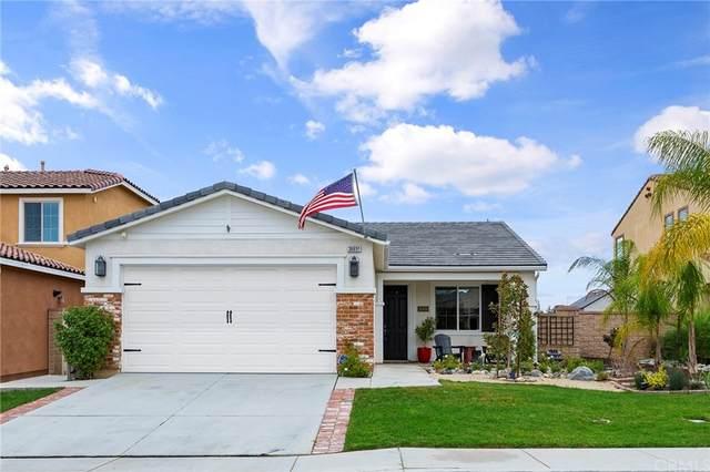 36691 Coleus Way, Lake Elsinore, CA 92532 (#SW21232097) :: Powerhouse Real Estate