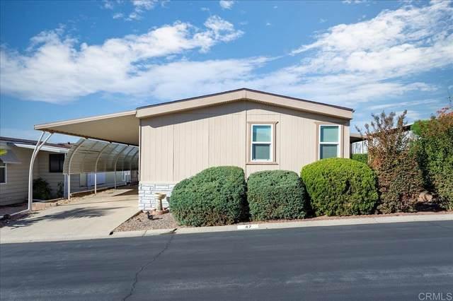 1175 La Moree Road #47, San Marcos, CA 92078 (#NDP2111962) :: RE/MAX Empire Properties