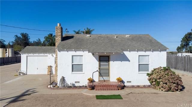 2534 Callender Road, Arroyo Grande, CA 93420 (#SC21227088) :: Powerhouse Real Estate