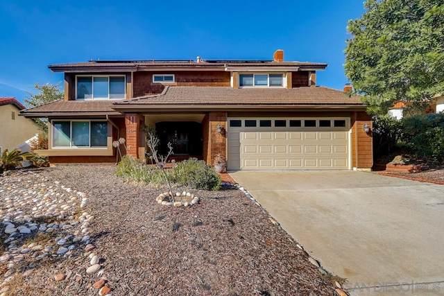 12514 Shropshire Ln, San Diego, CA 92128 (#210029400) :: Necol Realty Group