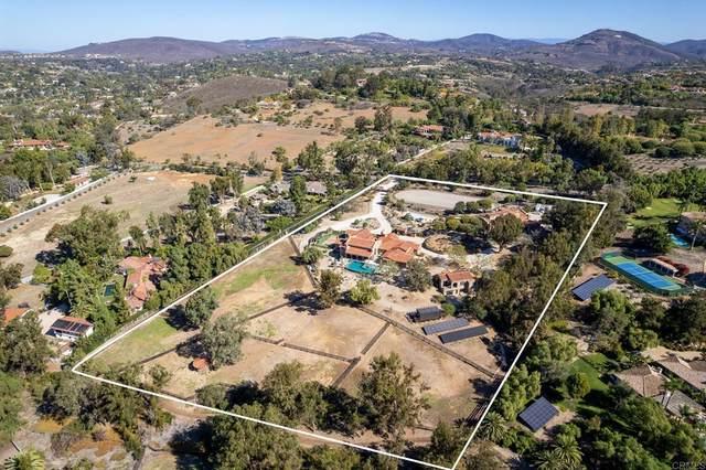 5631 El Camino Del Norte, Rancho Santa Fe, CA 92067 (#NDP2111964) :: Compass