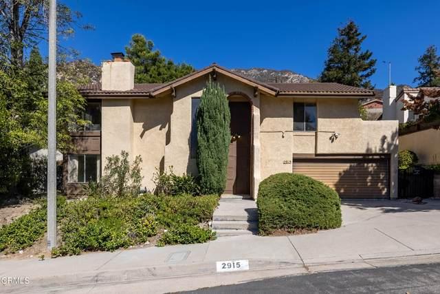2915 Hopeton Road, La Crescenta, CA 91214 (#P1-7169) :: Team Forss Realty Group