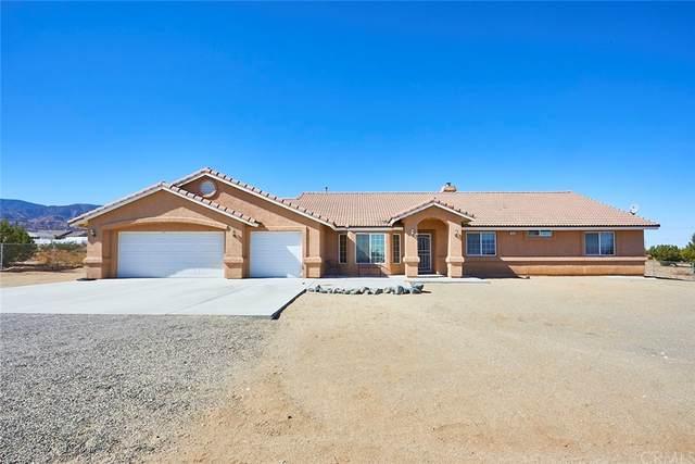 9656 Mescalero Road, Phelan, CA 92371 (#OC21232953) :: Zutila, Inc.