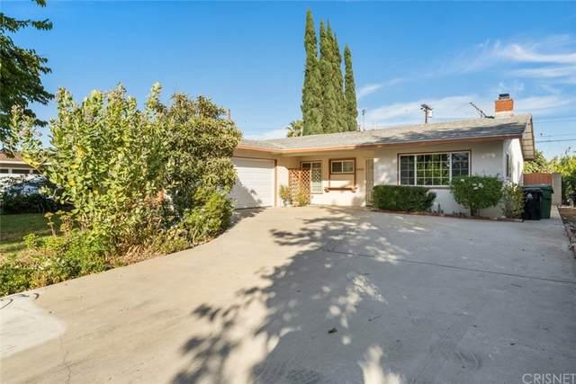 10442 Rubio Avenue, Granada Hills, CA 91344 (#SR21232940) :: Zen Ziejewski and Team