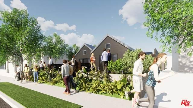 1814 Euclid Street, Santa Monica, CA 90404 (#21797704) :: Powerhouse Real Estate