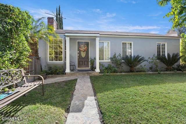 10750 Sarah Street, North Hollywood, CA 91602 (#221005666) :: The Kohler Group