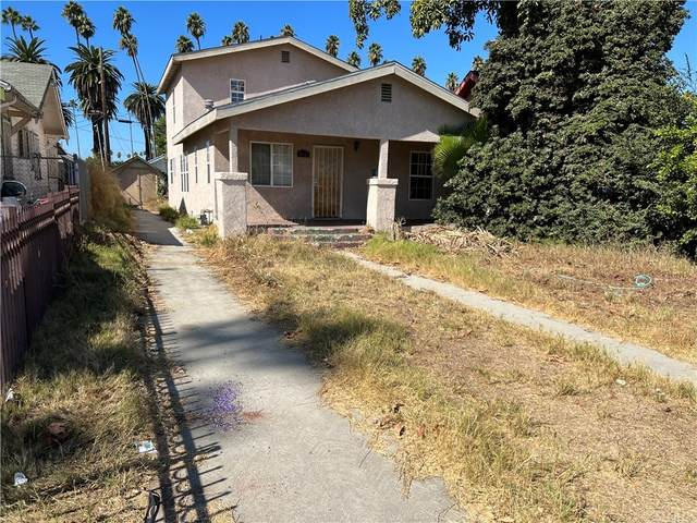 5111 S Wilton Place, Los Angeles (City), CA 90062 (#MB21232122) :: Latrice Deluna Homes