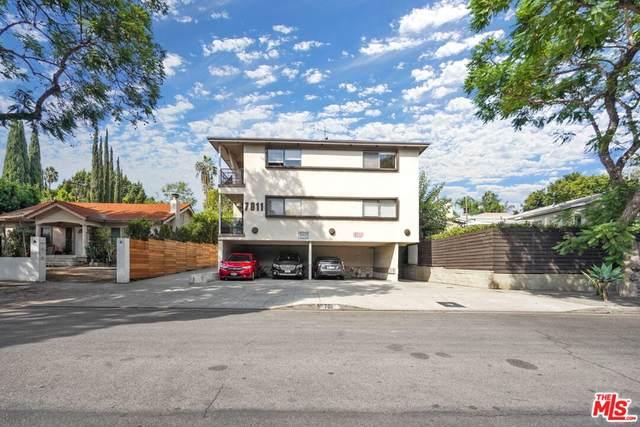7611 Lexington Avenue, West Hollywood, CA 90046 (#21797542) :: The Kohler Group