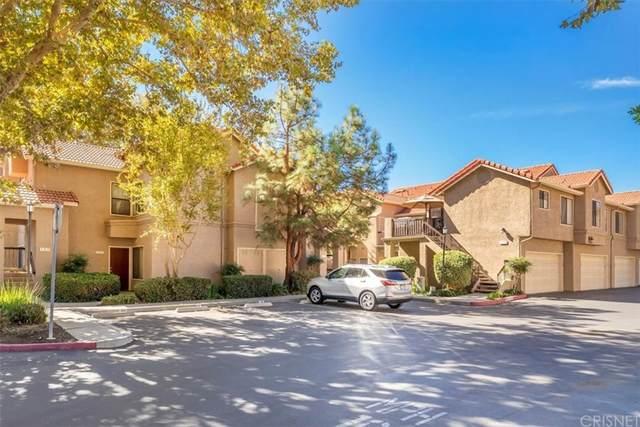 2303 Archwood Lane #103, Simi Valley, CA 93063 (#SR21229074) :: Compass