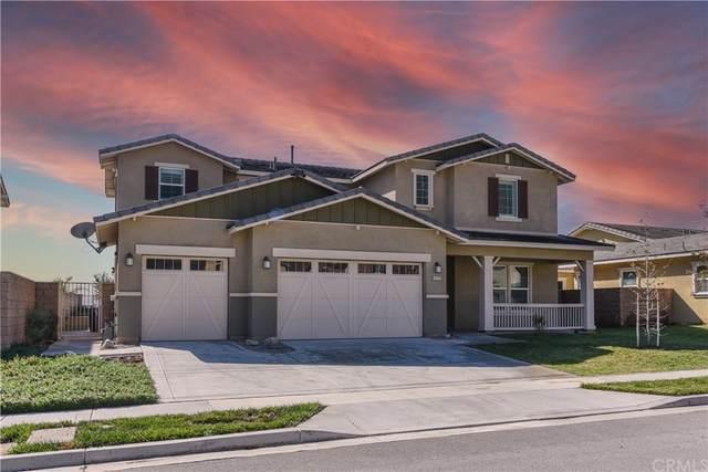 12231 Alamo Drive, Rancho Cucamonga, CA 91739 (#TR21232777) :: Blake Cory Home Selling Team