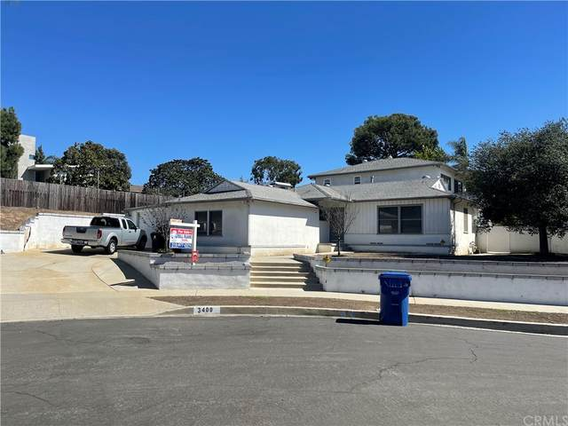 3400 Greenwood Avenue, Los Angeles (City), CA 90066 (#SB21230020) :: Mark Nazzal Real Estate Group